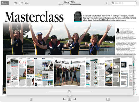 Rowing & Regatta screenshot #3