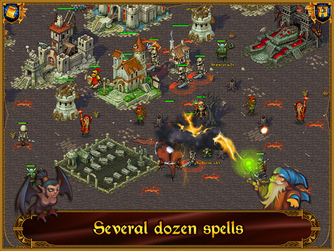 Majesty: Fantasy Kingdom Sim screenshot 9
