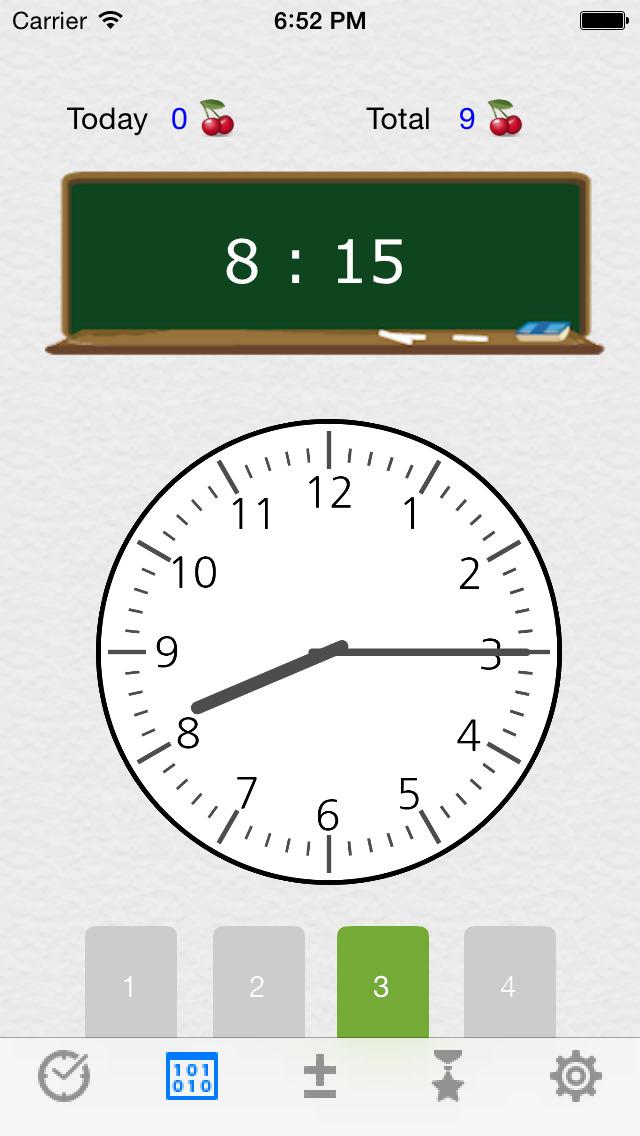 Fan Clock (Teaches How To Read The Clock) screenshot 4