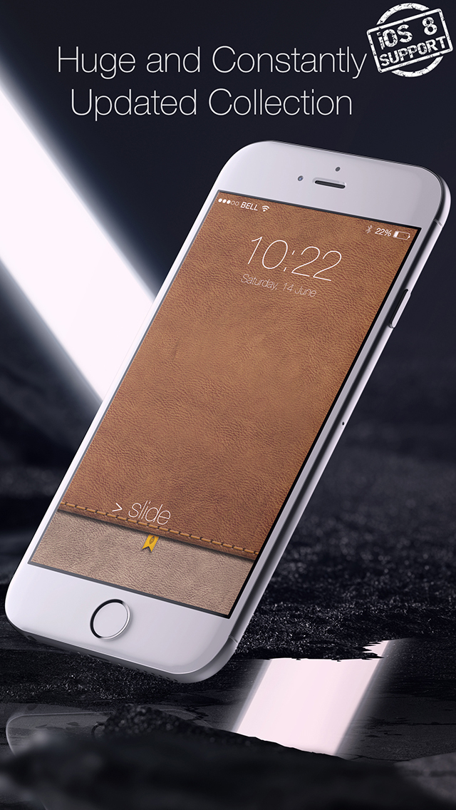 Cloud Wallpapers for New iPhone screenshot 1