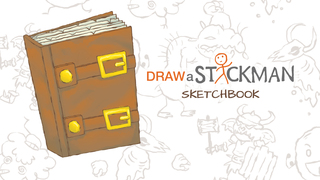 Draw a Stickman: Sketchbook screenshot 1