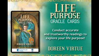 Life Purpose Oracle Cards - Doreen Virtue, Ph.D. screenshot 1