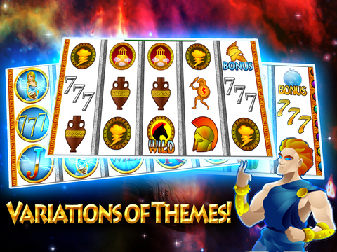 Ace Slots of Titan Greek God Casino Free screenshot 6