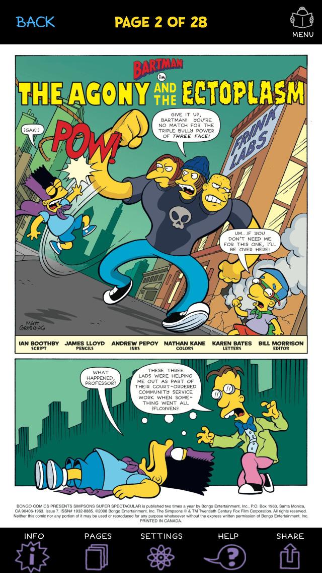 Simpsons Store screenshot 2