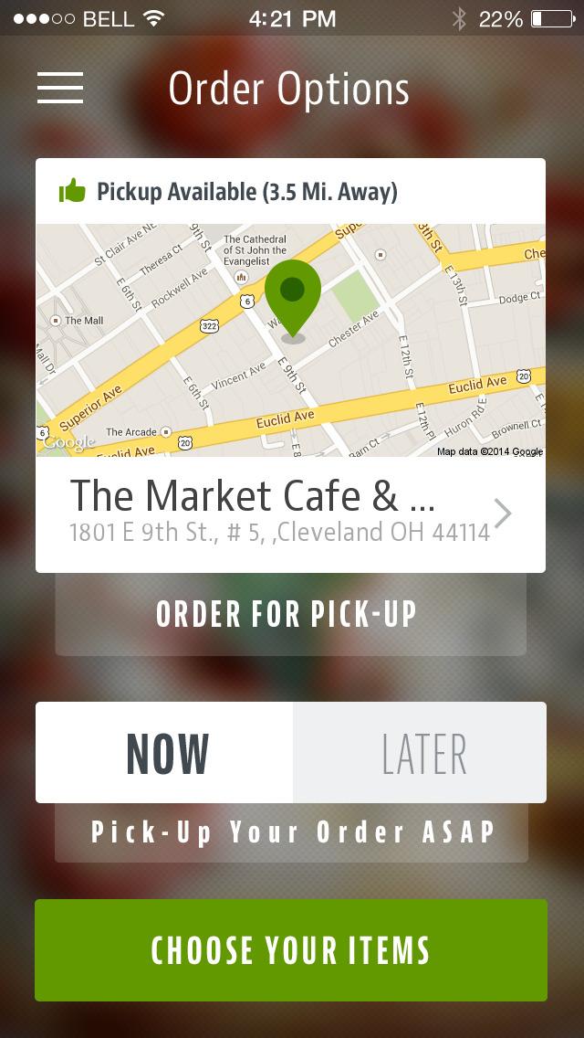 The Market Cafe & Wine Bar screenshot 2