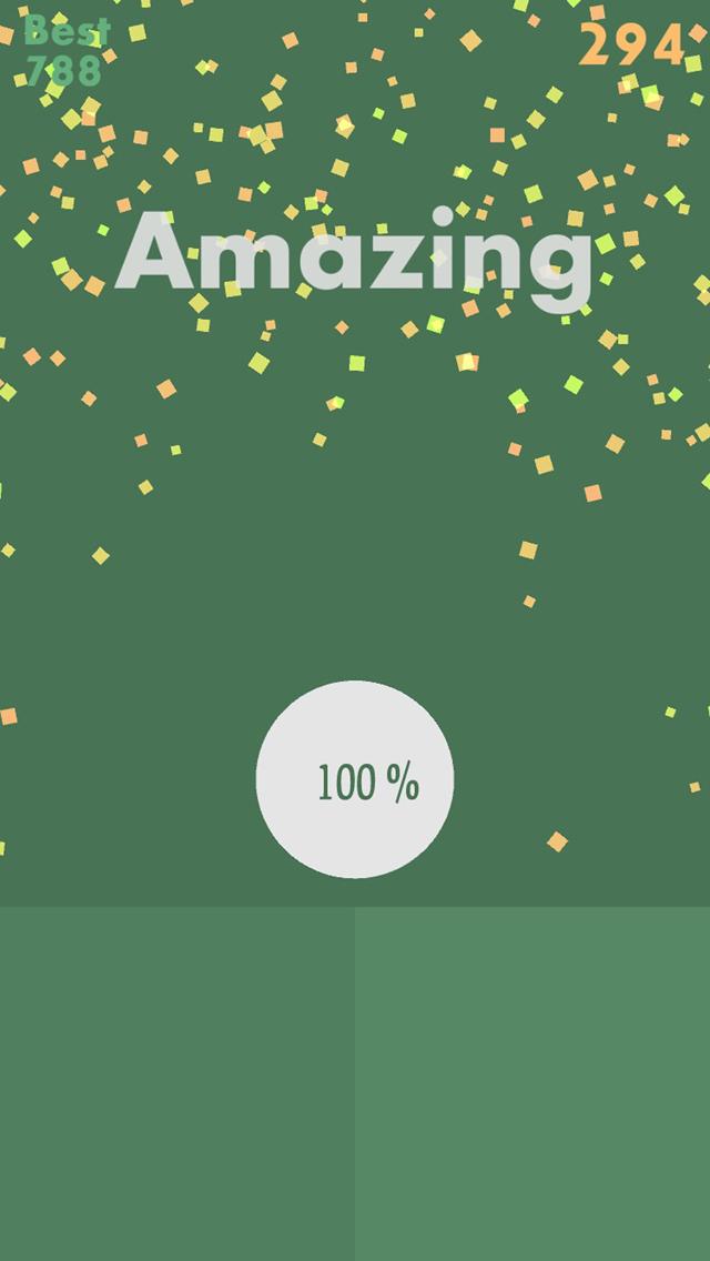 90% Ok - Fit the Circle ! screenshot 2