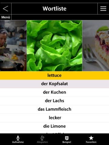 Englisch Vokabeltrainer Langenscheidt IQ – Vokabeln lernen mit Bildern screenshot 8