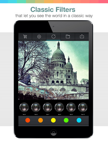 Noir After Light Cam - black and white photo editor plus effects & filters screenshot 7