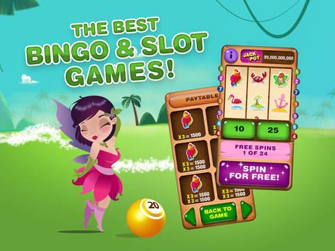 Bingo Island - free Bingo and Slots screenshot 7