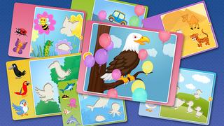 Kids Animal games-SmartPuzzles screenshot 3