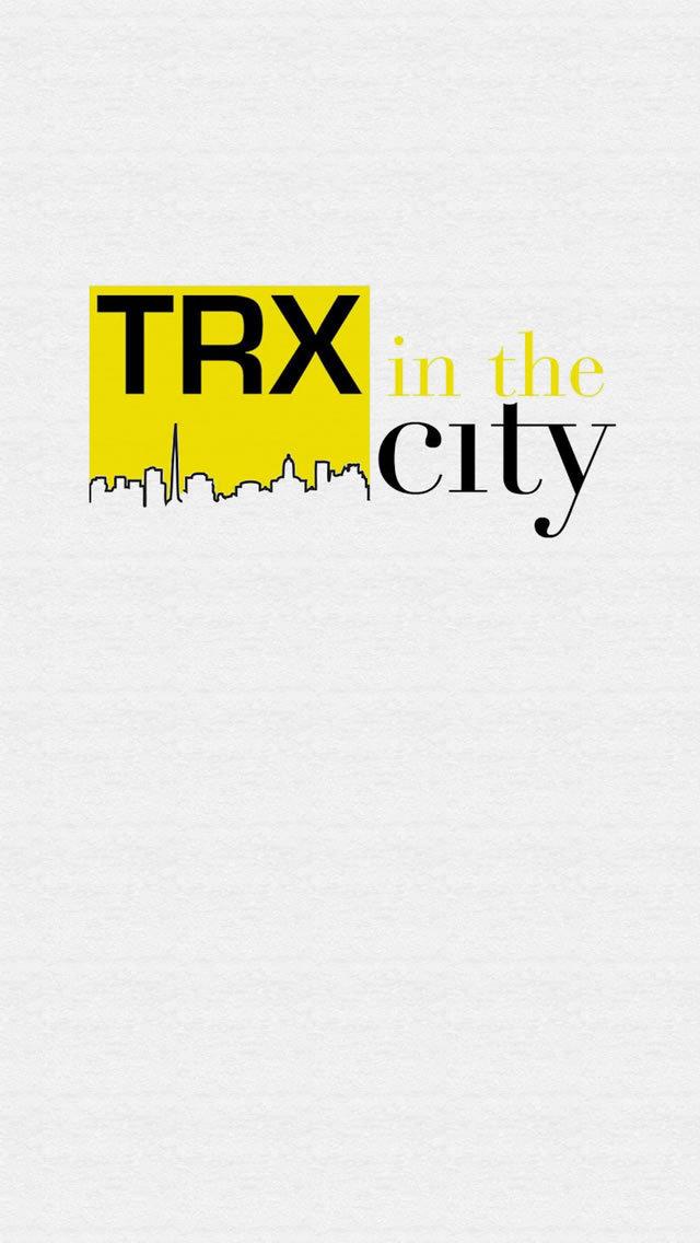 TRX in the city screenshot #4