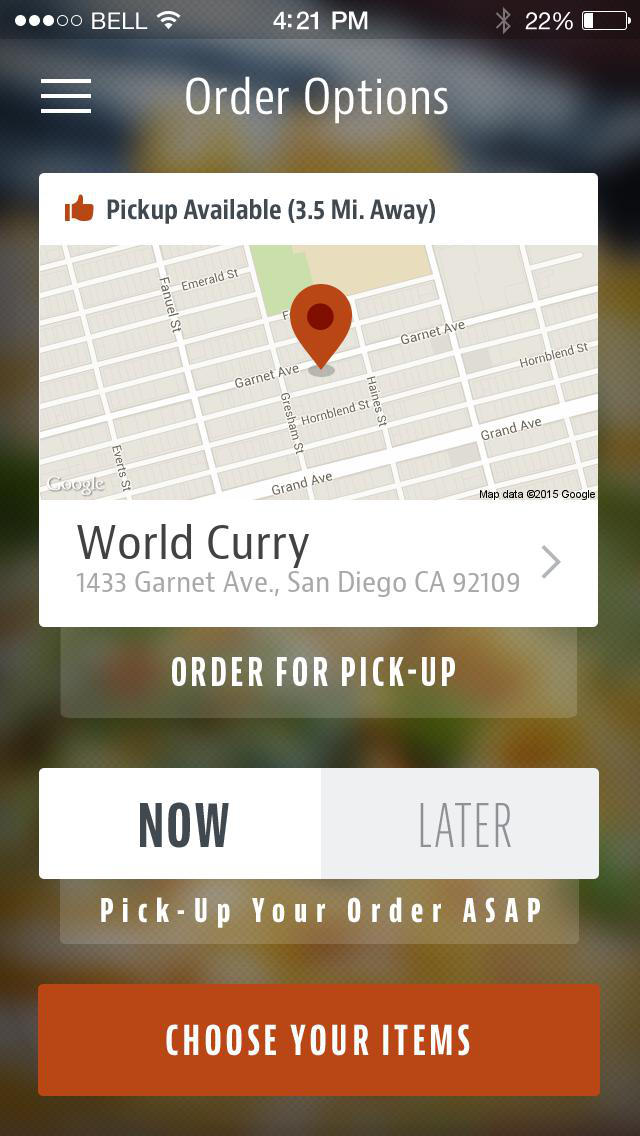 World Curry screenshot 2