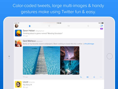 Twitterrific: Tweet Your Way screenshot 6
