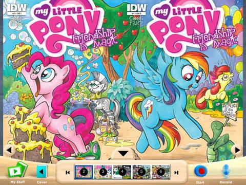 My Little Pony eBooks + Comics screenshot 9
