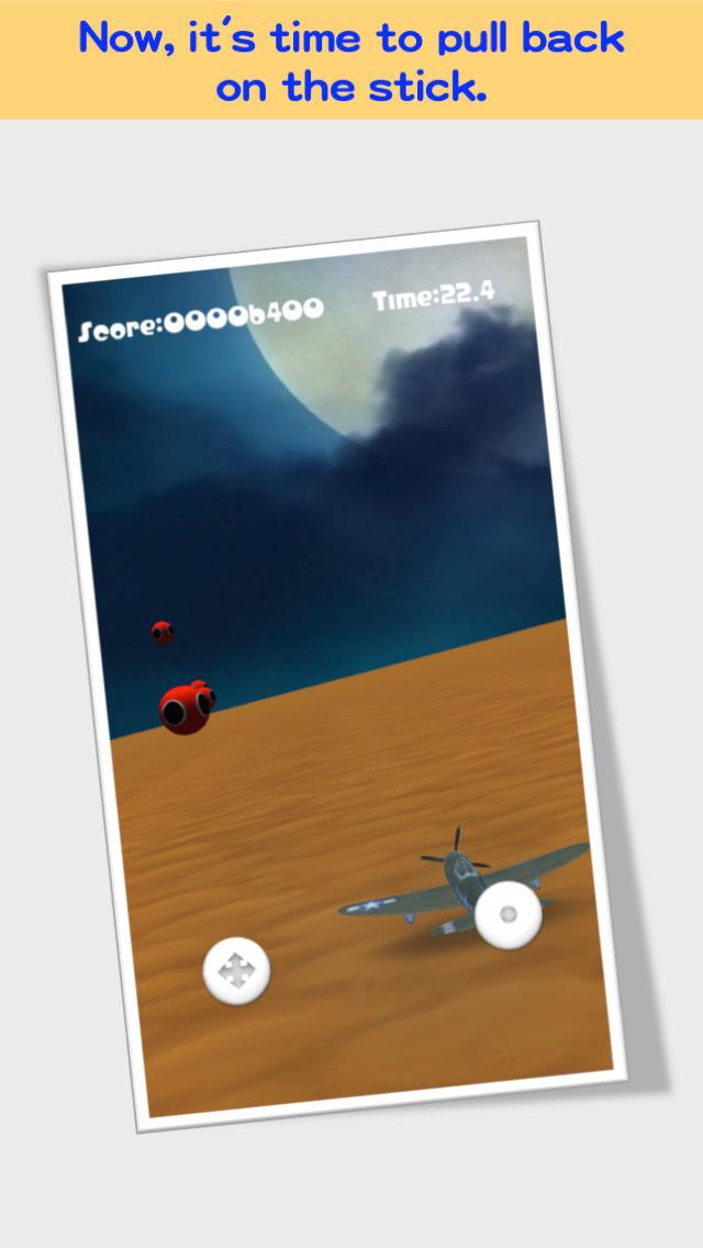 Thunderbolt Robo FREE screenshot 5