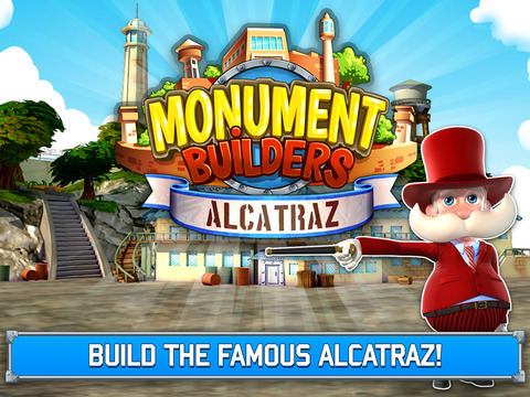 Monument Builders : Alcatraz FREE screenshot 6