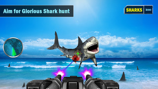 Angry Shark Hunter 3D screenshot 2