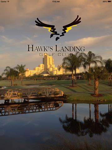 Hawk's Landing Golf Club screenshot 6