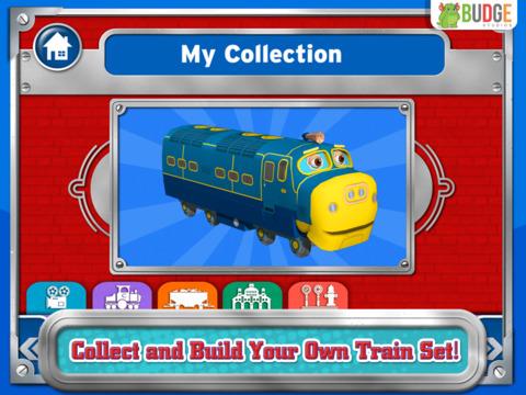 Chuggington Traintastic Adventures Free – A Train Set Game for Kids screenshot #3