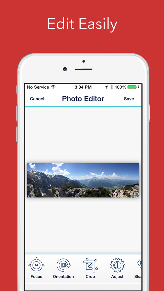 Cycloramic for iPhone 6/6S (Not the 6+/6S+) screenshot 2