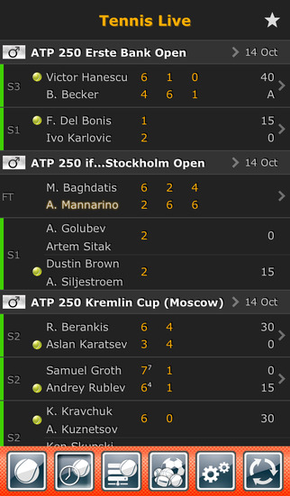LiveScore: Live Sport Updates screenshot 4
