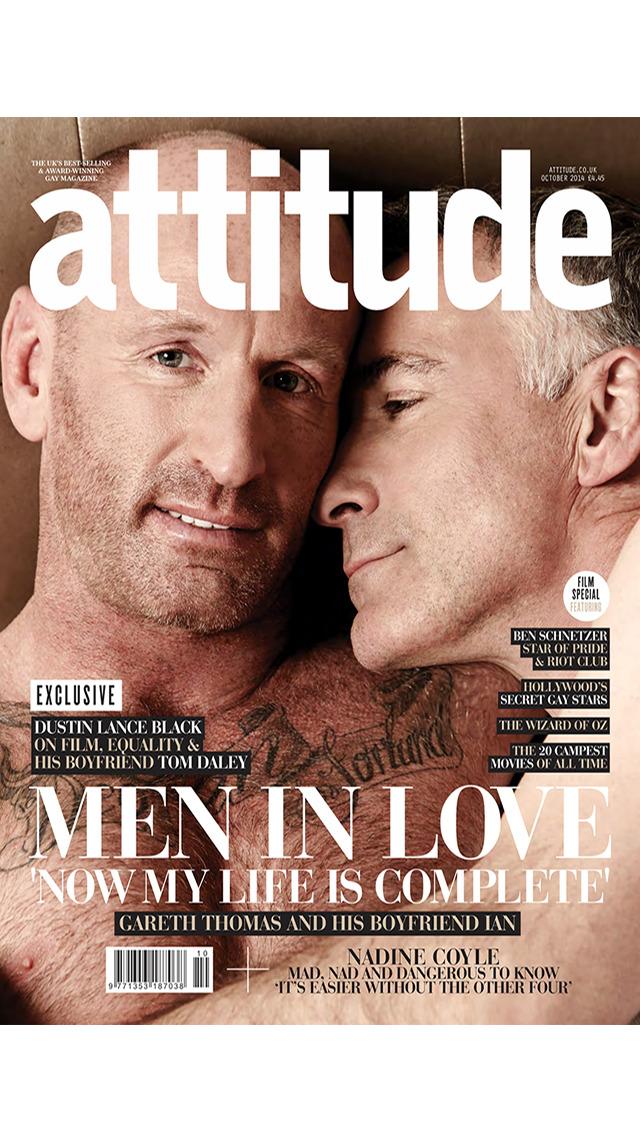 Attitude Magazine. screenshot 2
