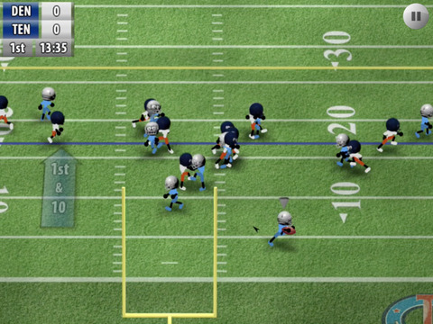 Stickman Football screenshot #4