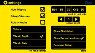 AirVox - Gesture Controlled Music screenshot 5