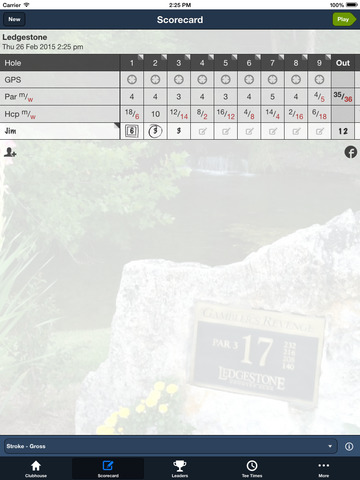 Ledgestone Country Club screenshot 8
