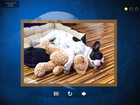 Puppy Dog Jigsaw Puzzles screenshot 3