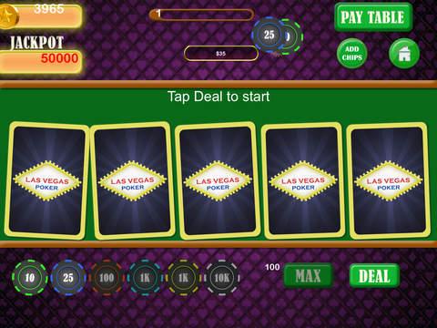 Las Vegas Casino Poker Party - Best American gambling table screenshot 5