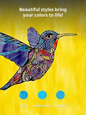 Recolor - Adult Coloring Book screenshot 8