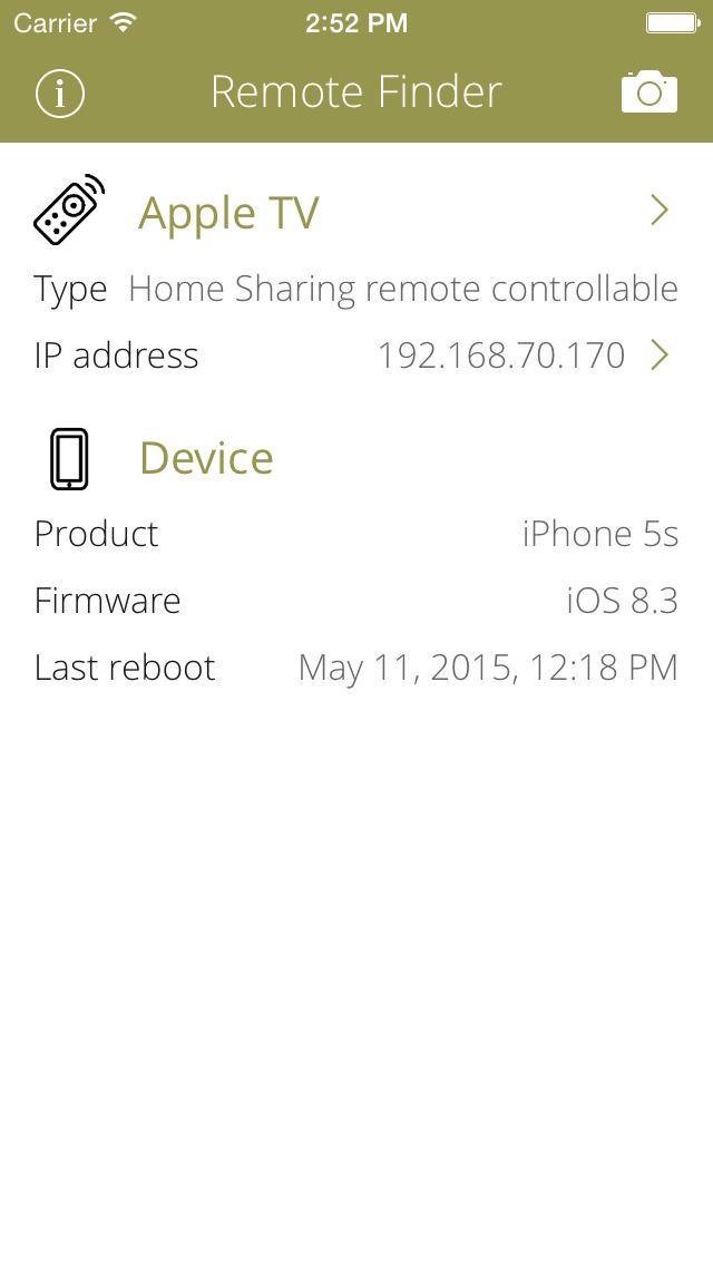 Remote Discover screenshot 1
