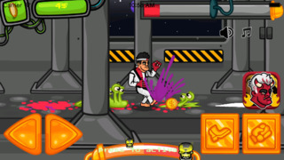 Demon Ninja Menace screenshot 5