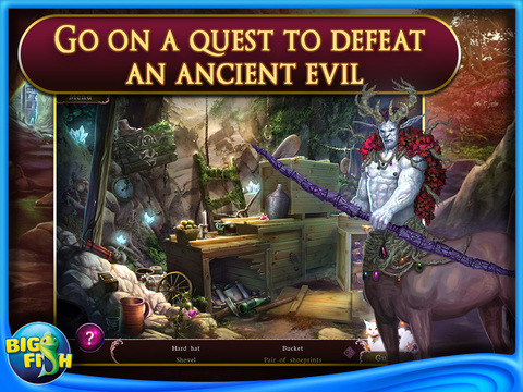 Otherworld: Shades of Fall HD - A Hidden Object Game with Hidden Objects screenshot #3