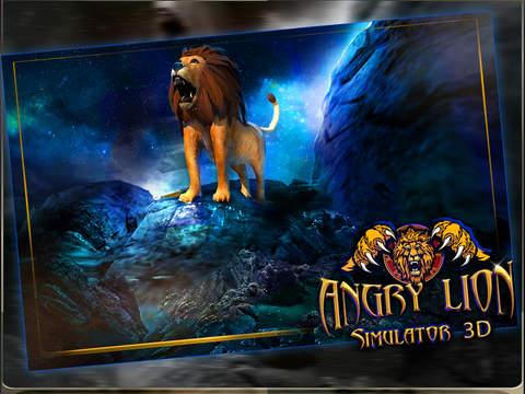 Lion Simulator 3D screenshot 5
