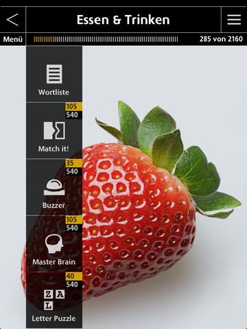 Spanisch Vokabeltrainer Langenscheidt IQ – Vokabeln lernen mit Bildern screenshot 7