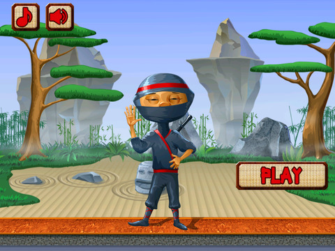 Ninja Dynasty Run screenshot 4