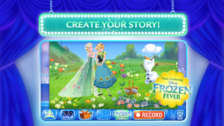 Frozen Story Theater screenshot 1