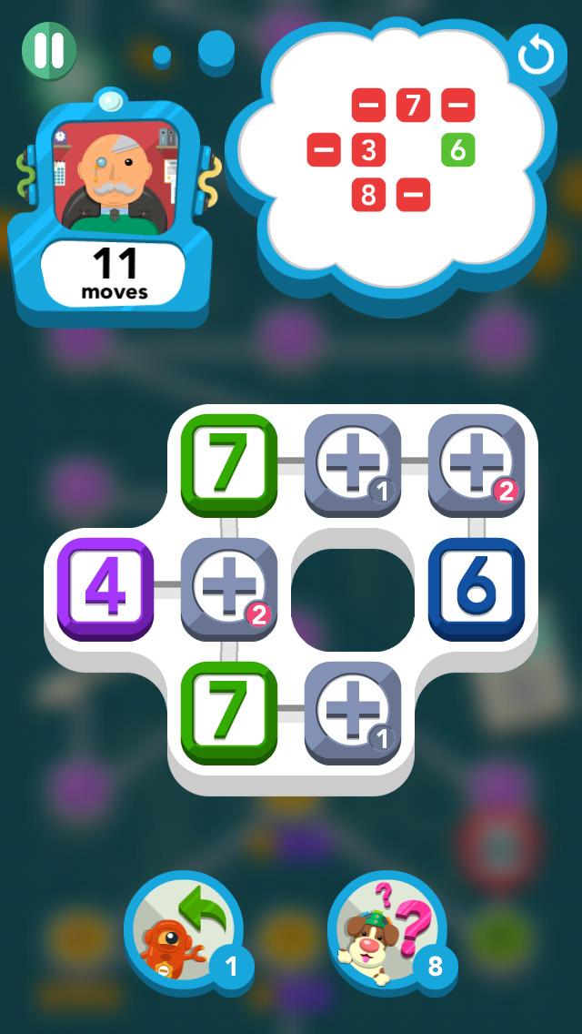 SUM IDEA screenshot 2