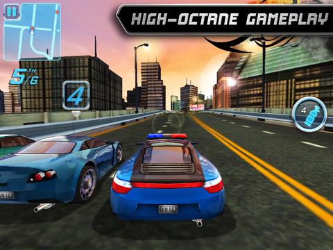 Rogue Racing: PinkSlip screenshot 7