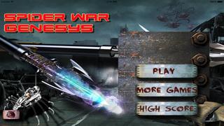 Spider War Genesys  PRO screenshot 5