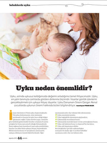 Parents Türkiye screenshot 7