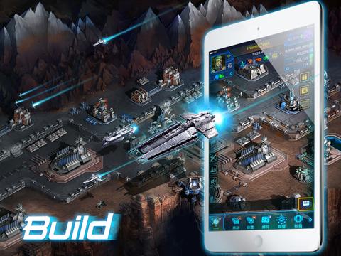 Galaxy At War Online screenshot 6