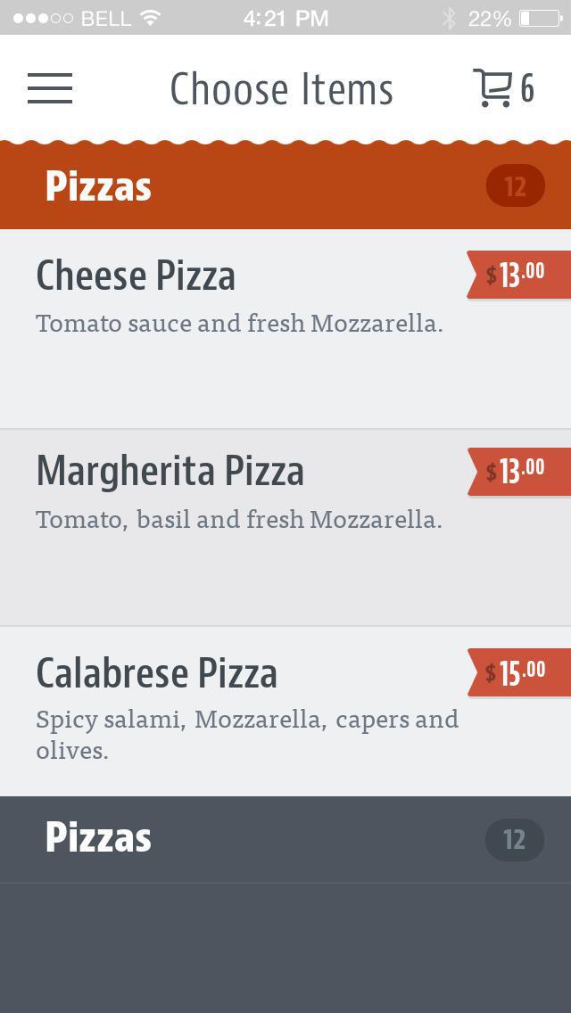 Domenica Restaurant screenshot 3