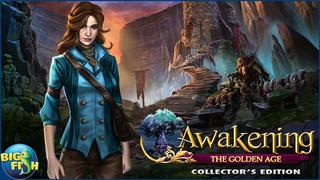 Awakening: The Golden Age - A Magical Hidden Objects Game screenshot 5