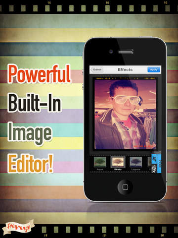 Photo Collage Maker - Create Cool Picture Combining Frame Designs screenshot 6