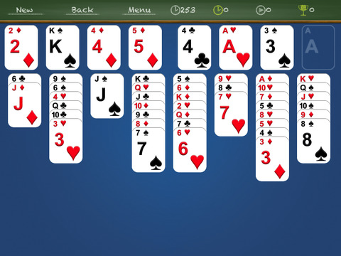 iFreeCell HD Classic - Freecell solitaire - náhled