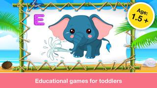 Alphabet Aquarium, ABCs Learning, Letter Games A-Z screenshot 1