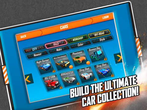 Hot Wheels Showdown™ US screenshot 6